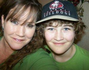 me & AC - 2009